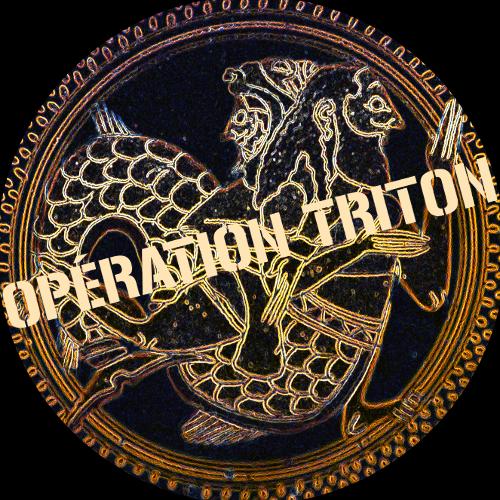visuel Operation Triton dans Minecraft