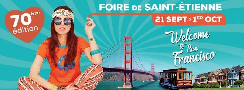 visuel Foire de Saint-Étienne 2018